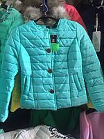 Демисезонная куртка «Chanel»