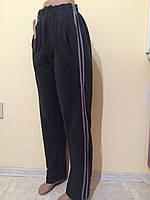 Спортивные штаны УТЕПЛЕННЫЕ мужские  M-3XL ТРИКОТАЖНЫЕ НА ФЛИСЕ купить ОПТОМ
