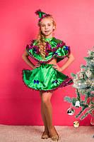 Карнавальный костюм елочки на Новый год