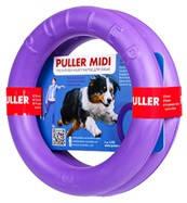 Тренировочный снаряд для собак PULLER Midi, диаметр 20см