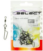 Карабин Select SF0037 №14 (10шт)
