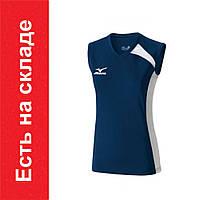 Волейбольная форма (футболка) женская Mizuno Trad Sleeveless