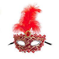 Венецианская маска Патриция (20см)