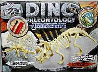 Набор для проведения раскопок DINO PALEONTOLOGY, Трицератопс