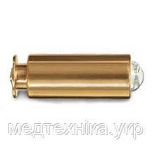 Лампочка HEINE 2.5V. X-001.88.105 для отоскопов mini 3000 F.O., Германия