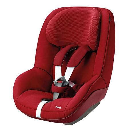 Автокресло Maxi Cosi Pearl 9-18 кг (63408990) Robin Red (красный), фото 2