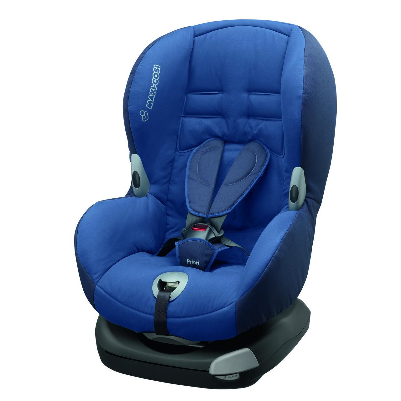 Автокресло Maxi Cosi Priori XP 9-18 кг (64106120) Blue Night (синий)
