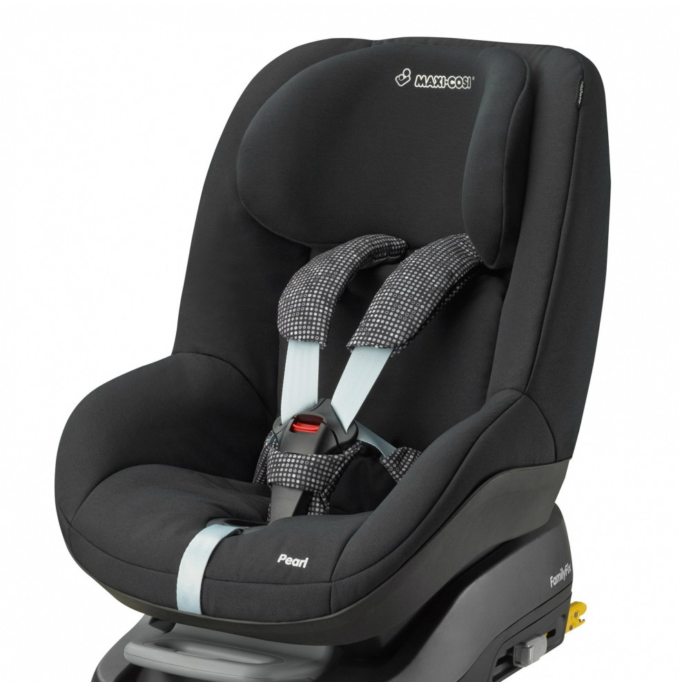 Автокресло Maxi Cosi Pearl 9-18 кг (63408720) Digital Black (чёрный)