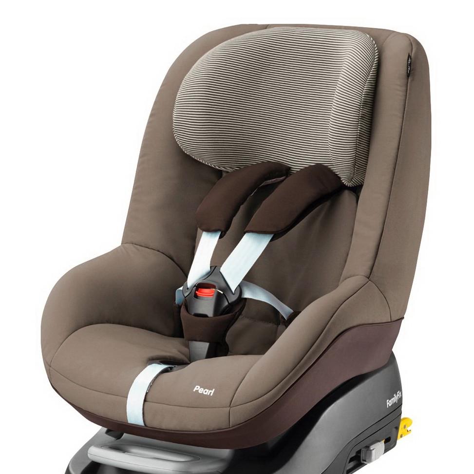 Автокресло Maxi Cosi Pearl 9-18 кг (63408980) Earth Brown (коричневый)