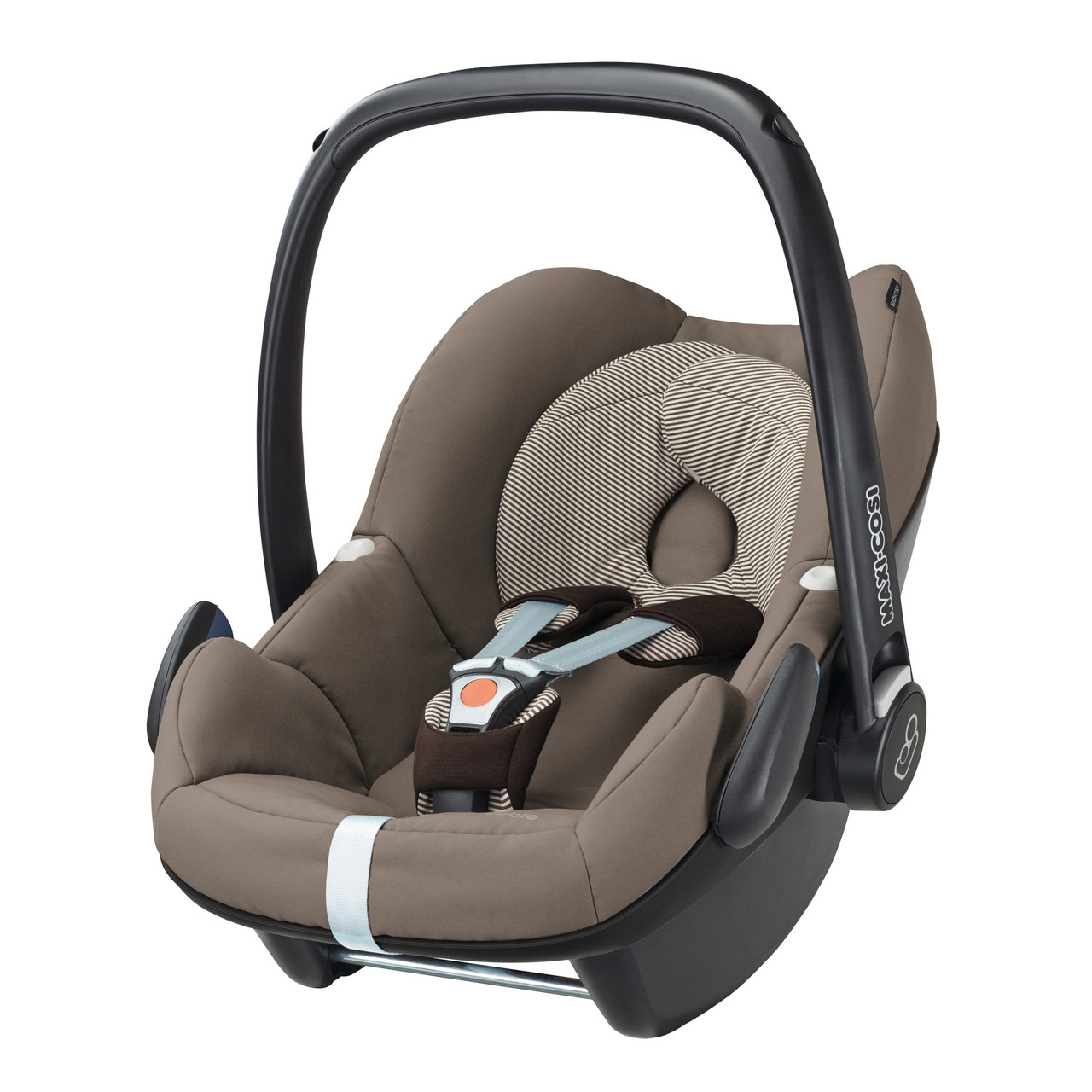 Автокресло Maxi Cosi Pebble 0-13 кг (63078980) Earth Brown (коричневый)