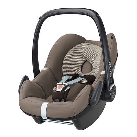 Автокресло Maxi Cosi Pebble 0-13 кг (63078980) Earth Brown (коричневый), фото 2