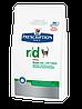 Hills PD Feline R/D при ожирении и лишнем весе у кошек 5 кг