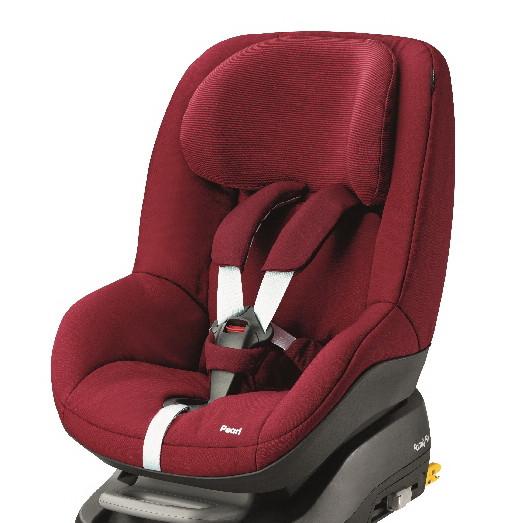 Автокресло Maxi Cosi Pearl 9-18 кг (63409660) Robin Red (красный)