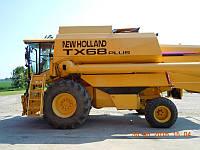 Комбайн зерноуборочный New Holland TX 68 (1999)