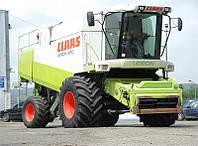 Комбайн Claas Lexion 480 (2003)