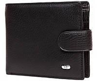 Классический  мужской портмоне из натуральной кожи Sergio Torretti (ST Leather)