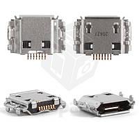Разъем зарядки для Samsung i8000 N7000 i9220 S7230 S5830i S5830 i5800 B7722 B7722i S5670 S5620 S6500 Original