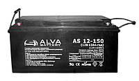 Аккумулятор гелевый 12В 150Ач AS12-150 Solar GEL ALVA