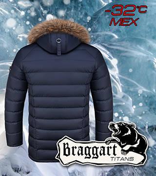 Куртка большого размера мужская Braggart, фото 2