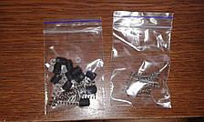 Комплект силіконових прокладок і внутрішніх пружин