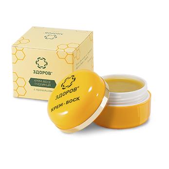 Крем-воск пчелиный от псориаза Здоров, цена 350 грн., купить в ...
