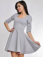 Платье Fit & flare неопрен 3144 (НАТ)