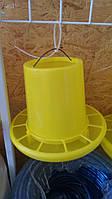 Кормушка желтая объем 4л