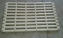 Трапик пластиковый с креплениями под сетку