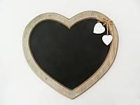 """Доска для надписей """"Сердце"""""""