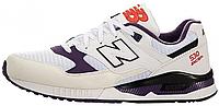 Мужские кроссовки New Balance 530 White (Нью Баланс) белые