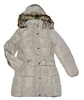 Куртки удлиненные для девочек оптом,  Seagull, 8-16 рр.,арт 5022#, фото 1