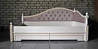 Красивая и оригинальная детская кровать
