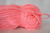 Шнур вязаный 90м.Розовый ярк. (0.280-0.290грамм)
