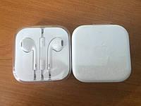 Оригинальные наушники Apple EarPods with Remote and Mic, фото 1