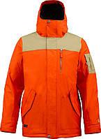 Мужская сноубордическая, горнолыжная куртка BURTON TWC TRACKER INSULATED, размер S, фото 1