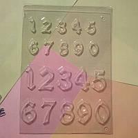 Текстурный мат Цифры