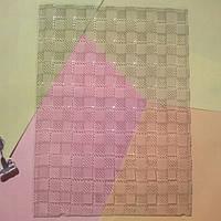Текстурный мат Корзинка