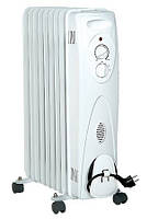Масляный радиатор Calore  HR-9F 2000Вт