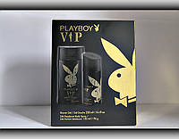 Playboy Набiр VIP(гель для душу-шампунь+дезодорант спрей)