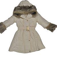 Куртка Глаша детская зимняя для девочки