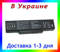 Батарея  Asus K72JR, K72JT, K72P, K72JV, K72K, K72S, K72JW, K72L, K72N, K72JU, K72JQ, K72JM, N71YI, 5200mAh