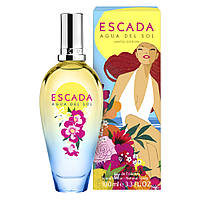Escada  Agua Del Sol 100ml (tester) женская туалетная вода  (оригинал)