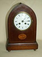 Старинные настольные часы с боем Франция