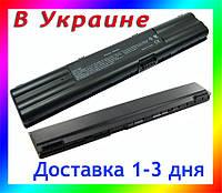 Батарея  Asus a3, a3000, a3000e, a3000g, a3000l, a3000n, a3500l, a38n, a3ac a3ap, a3e, a3fc, a3fp, 5200mAh