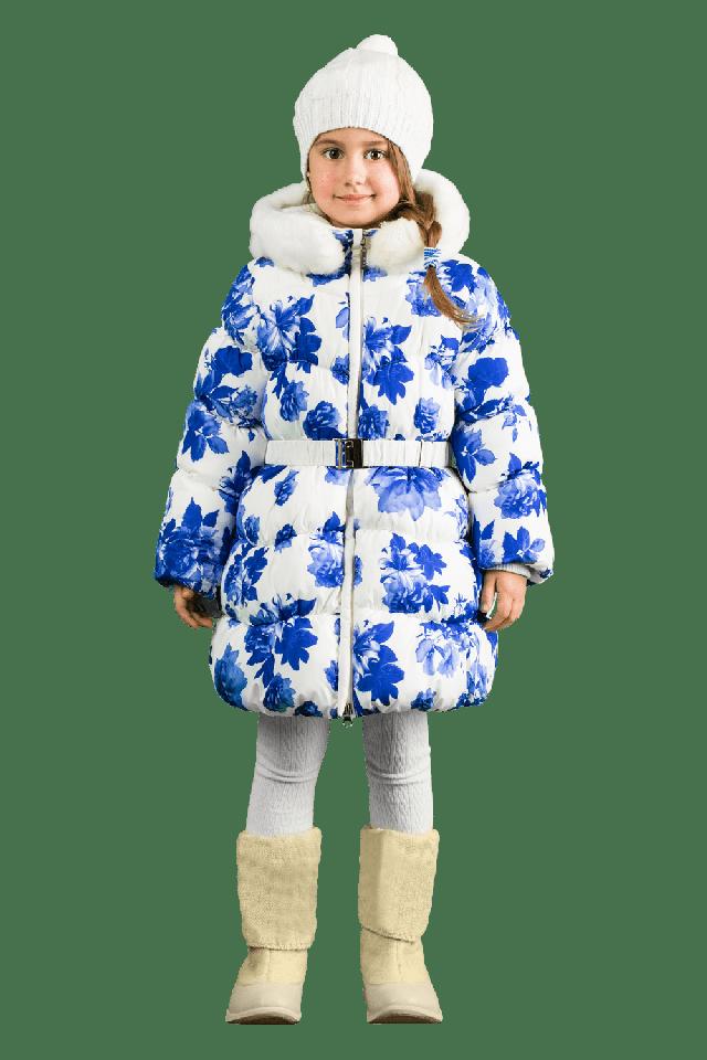 Детские зимние пальто оптом для девочки недорого