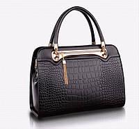 Модная женская сумка из натуральной кожи, фото 1