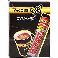 Кофе растворимый Якобс 3в1 Динамикс стик Dynamix 21шт Jacobs Original Высшее качество