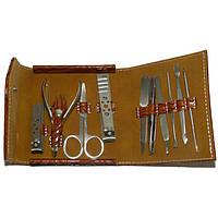 Маникюрный набор 10 предметов (N139) , маникюр, приборы для ухода за ногтями, красота и здоровье