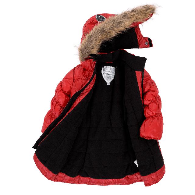 Детское зимнее пальто для девочки недорого в магазине Сенсорик