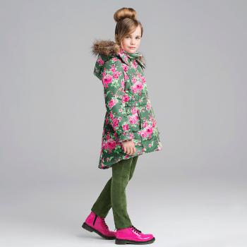 Детские зимние пальто для девочек оптом качественные по лучшим ценам в  Украине